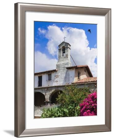 CA Missions 4-Robert Hansen-Framed Premium Photographic Print