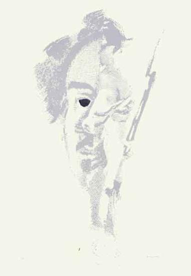 Ca?n Et Abel II-Jean-Michel Alberola-Limited Edition