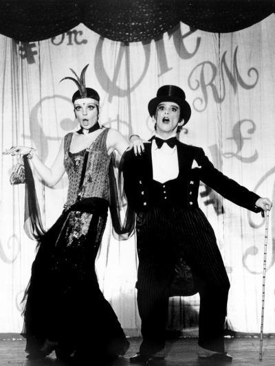 Cabaret, Liza Minnelli, Joel Grey, 1972--Photo