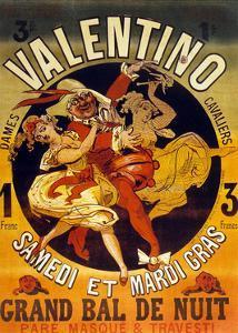 Cabaret Valentino Pour Un Grand Bal De Nuit Samedi Et Mardi Gras