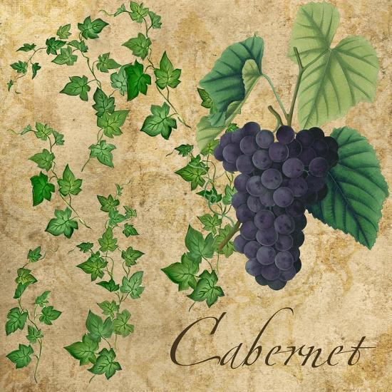Cabernet-Mindy Sommers-Giclee Print