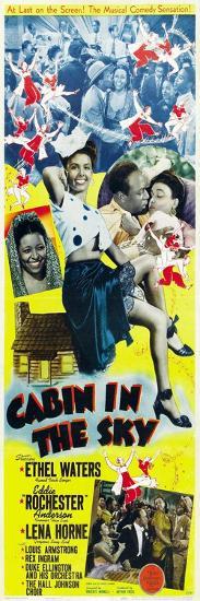 Cabin in the Sky, 1943--Art Print