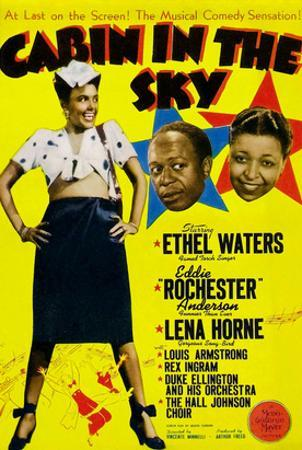 Cabin In The Sky, Lena Horne, Eddie 'Rochester' Anderson, Ethel Waters, 1943