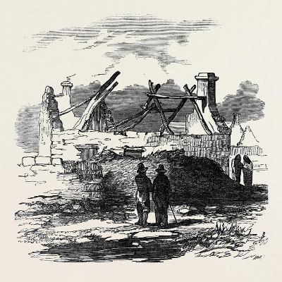 Cabin of Pat. Macnamara, Village of Clear--Giclee Print