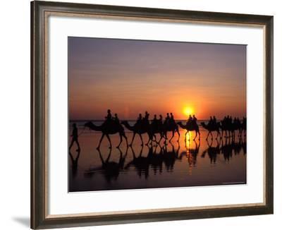 Cable Beach, Broome, Kimberley, Australia-Sergio Pitamitz-Framed Photographic Print