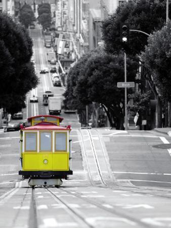 Cablecar in San Francisco