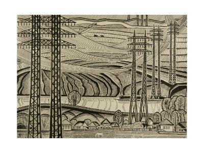 Cables, 1969-Masabikh Akhunov-Giclee Print