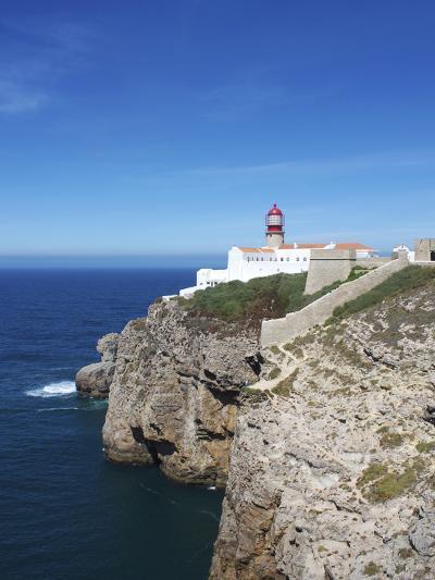 Cabo de Sao Vicente (Cape St. Vincent), Algarve, Portugal, Europe-Jeremy Lightfoot-Photographic Print