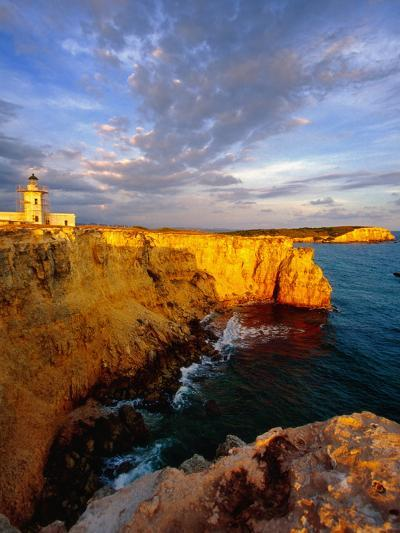 Cabo Rojo Lighthouse, Puerto Rico-George Oze-Photographic Print