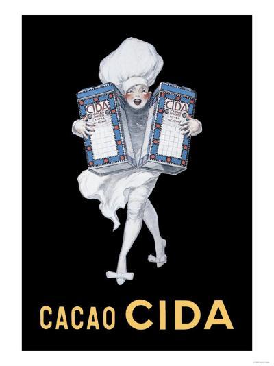 Cacao Cida--Art Print