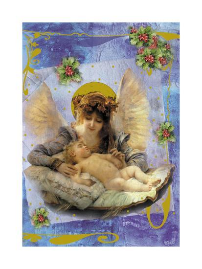 Cach01-Maria Trad-Giclee Print