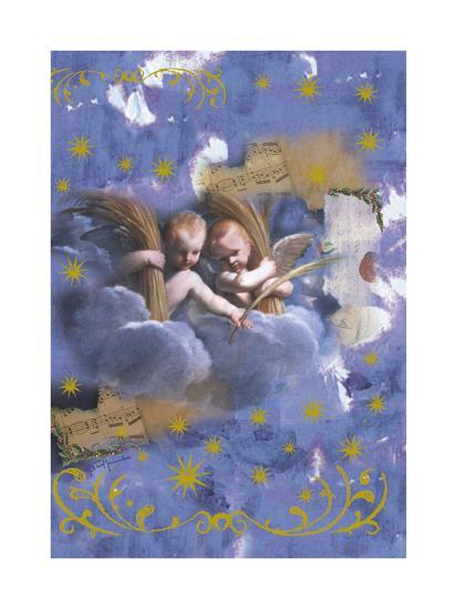Cach03-Maria Trad-Giclee Print