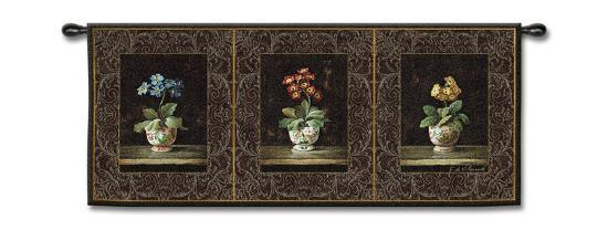 Cache Pot Quad-Fabrice De Villeneuve-Wall Tapestry