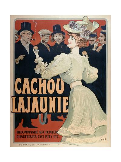 Cachou Lajaunie-Marcus Jules-Giclee Print