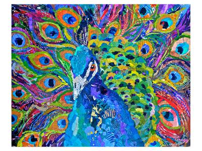 Cacophony Of Color--Art Print