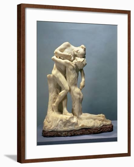 Cacountala, or the Abandoned, or Vertumnus and Pomona, 1888-Camille Claudel-Framed Giclee Print