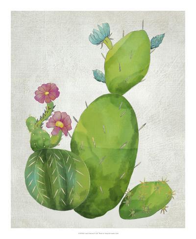 Cacti Collection I-Chariklia Zarris-Art Print