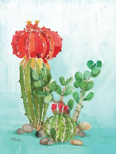 Cactus I-Paul Brent-Art Print