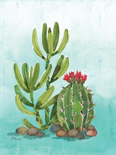 Cactus III-Paul Brent-Art Print