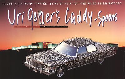 Caddy - Spoons-Uri Geller-Art Print
