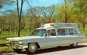 Cadillac Ambulance, Retro