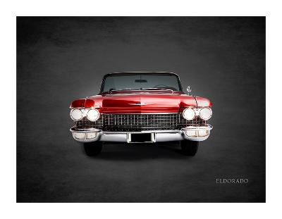 Cadillac Eldorado-Mark Rogan-Giclee Print