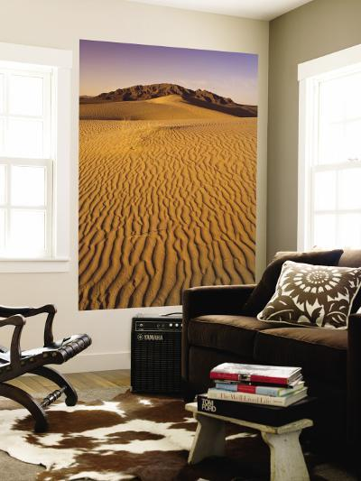 Cadiz Dunes at Sunset, Ship Mountains in Distance-Witold Skrypczak-Wall Mural