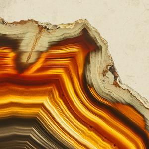 Cadmium Orange Agate B