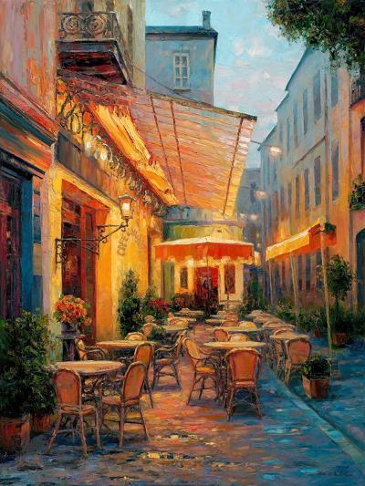 Caf? Van Gogh 2008, Arles France-Haixia Liu-Art Print