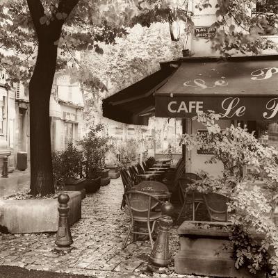 Cafe, Aix-en-Provence-Alan Blaustein-Art Print