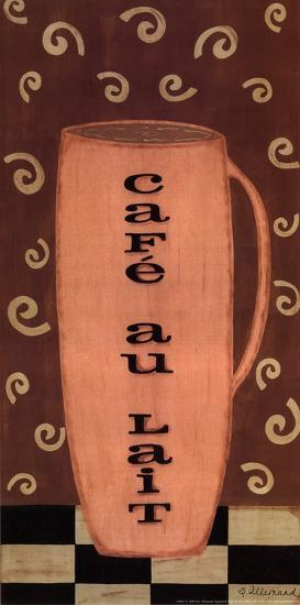 Cafe Au Lait-Sue Allemand-Art Print