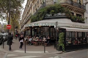 Café De Flore in Paris