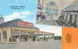 Cafe du Monde, New Orleans, Louisiana