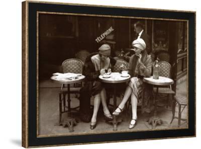Cafe et Cigarette Paris, 1925
