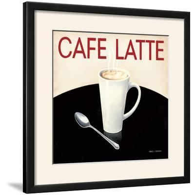Cafe Moderne I-Marco Fabiano-Framed Photographic Print