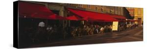 Cafe, Street Scene, Nice, France