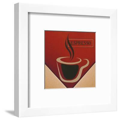 Caffe I-L^ Morales-Framed Art Print