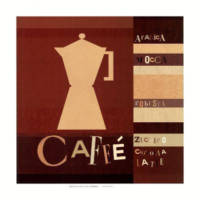 Caffe Latte-Catherine Aguilar-Art Print