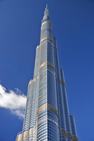 The Burj Khalifa (Armani Hotel) Designed by Skidmore Owings and Merrill, Business Bay, Dubai