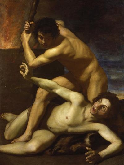 Cain Murdering Abel, about 1615-Bartolomeo Manfredi-Giclee Print