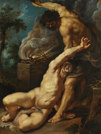 Cain Slaying Abel-Peter Paul Rubens-Giclee Print