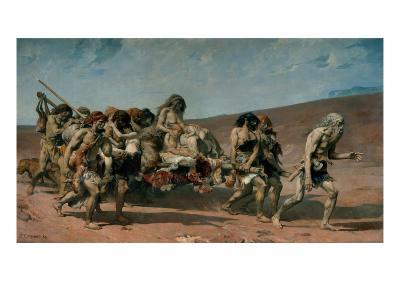 Cain-Fernand Cormon-Giclee Print