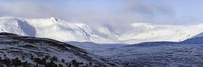 Cairngorms Plateaux, Scotland-Duncan Shaw-Photographic Print