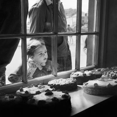 Cake Shop, Padstow, Cornwall, 1946-59-John Gay-Giclee Print