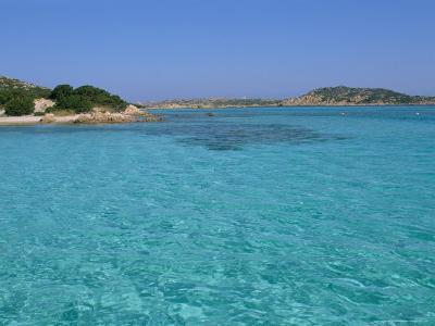 Cala Dei Cavaliere, Budelli Island, Maddalena Archipelago, Island of Sardinia, Italy-Bruno Morandi-Photographic Print