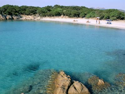 Cala Di Volpe, Costa Smeralda, Island of Sardinia, Italy, Mediterranean-Bruno Morandi-Photographic Print