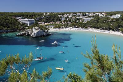 Cala Galdana, Menorca, Balearic Islands, Spain, Mediterranean-Stuart Black-Photographic Print