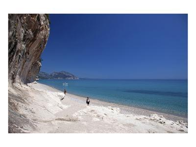 Cala Luna bay, Province of Nuoro, Sardinia, Italy--Art Print