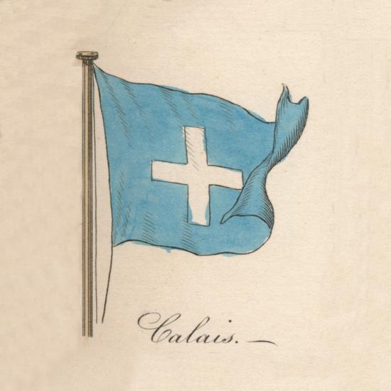 'Calais', 1838-Unknown-Giclee Print