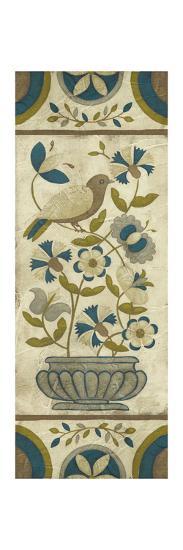 Calais Rose I-Chariklia Zarris-Art Print